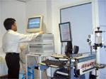 Integrated manometric/barostat procedure